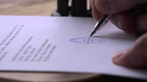 Authenticate Your Legal Documents